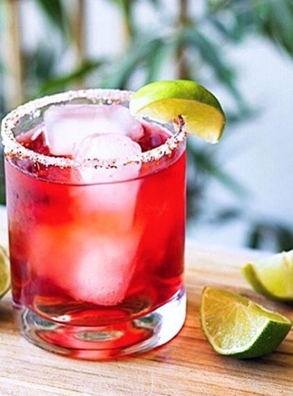 Skinny Cactus Margarita